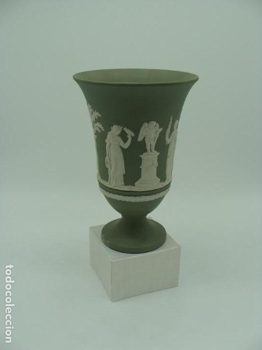 Antigüedades: Copa de porcelana inglesa Wedgwood - Foto 2 - 100712419