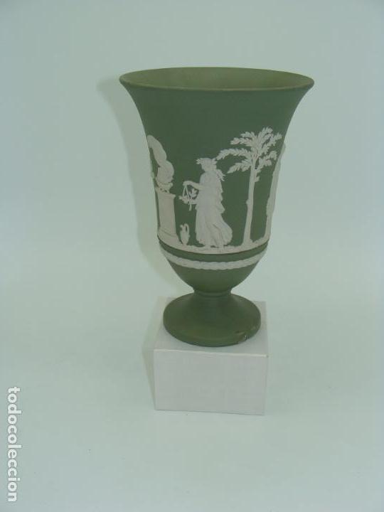 Antigüedades: Copa de porcelana inglesa Wedgwood - Foto 3 - 100712419