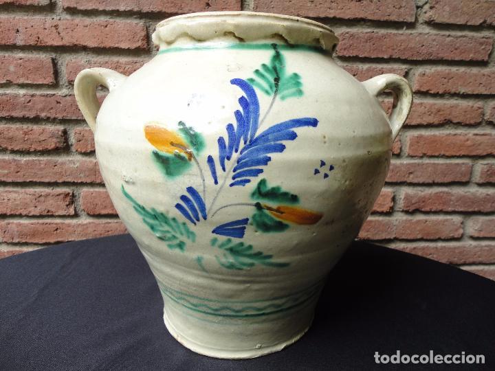 Antigüedades: Alfarería andaluza: Orza de Lucena - Foto 2 - 100713903