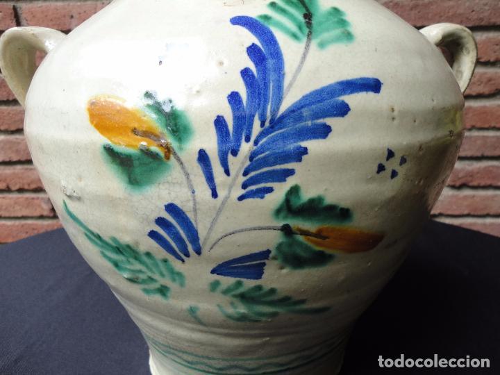 Antigüedades: Alfarería andaluza: Orza de Lucena - Foto 5 - 100713903