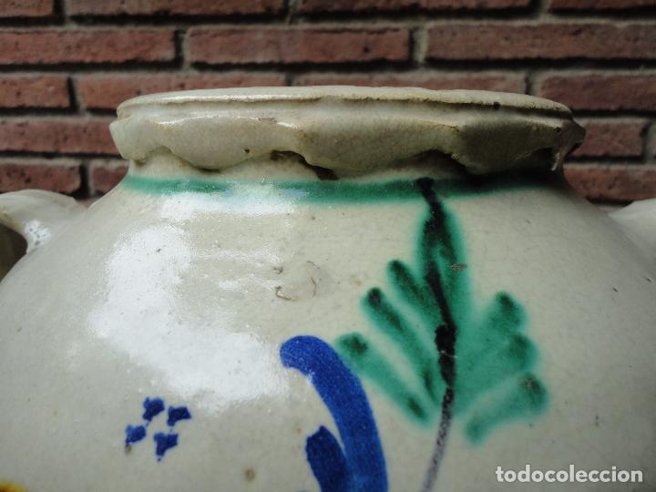 Antigüedades: Alfarería andaluza: Orza de Lucena - Foto 7 - 100713903