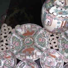 Antigüedades: PORCELANA DE MACAO. Lote 100747923