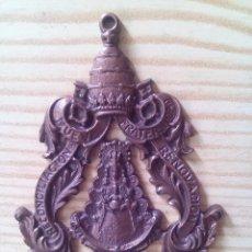 Antigüedades: MEDALLA DE LA HERMANDAD DEL ROCIO DE BORMUJOS. Lote 100976775