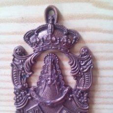 Antigüedades: MEDALLA DE LA HERMANDAD DEL ROCIO DE CHUCENA. Lote 100977291