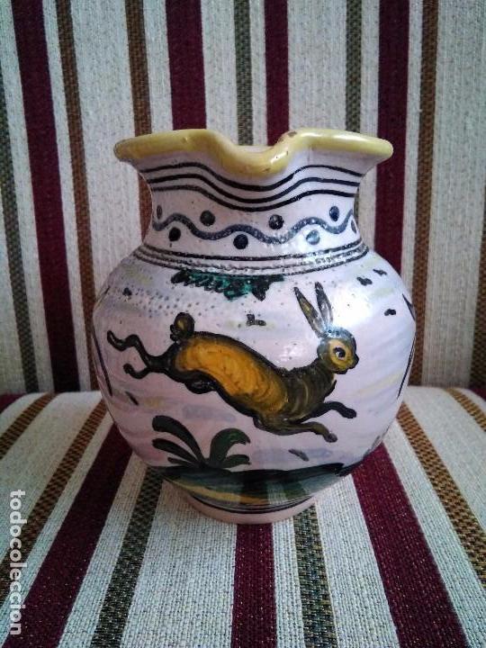 Antigüedades: BONITA JARRA PUENTE DEL ARZOBISPO - Foto 4 - 101010519