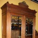 Antigüedades: ARMARIO ESTILO LUIS XVI.REF 6135. Lote 101086971