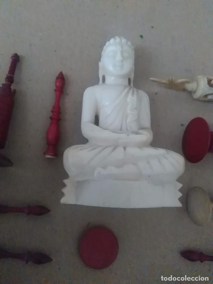 Antigüedades: Marfil piezas - Foto 2 - 101107303