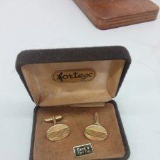 Antigüedades: GEMELOS. Lote 101128534