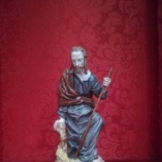 Antigüedades: SAN JOSE EN PORCELANA ALGORA PERFECTO ESTADO. Lote 101139315
