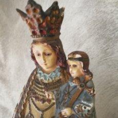 Antigüedades: VIRGEN DE LOS DESAMPARADOS OLOT. Lote 101162352