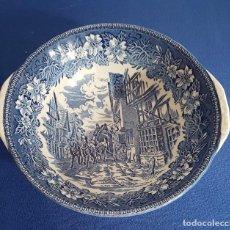 Antigüedades: == EH15 BONITO CUENCO DE ROYAL TUDOR WARE - STAFFORDSHIRE - ENGLAND - 21 CM.. Lote 101191343