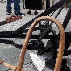 Antigüedades: COLLAR PARA EL GANADO. Lote 99944527