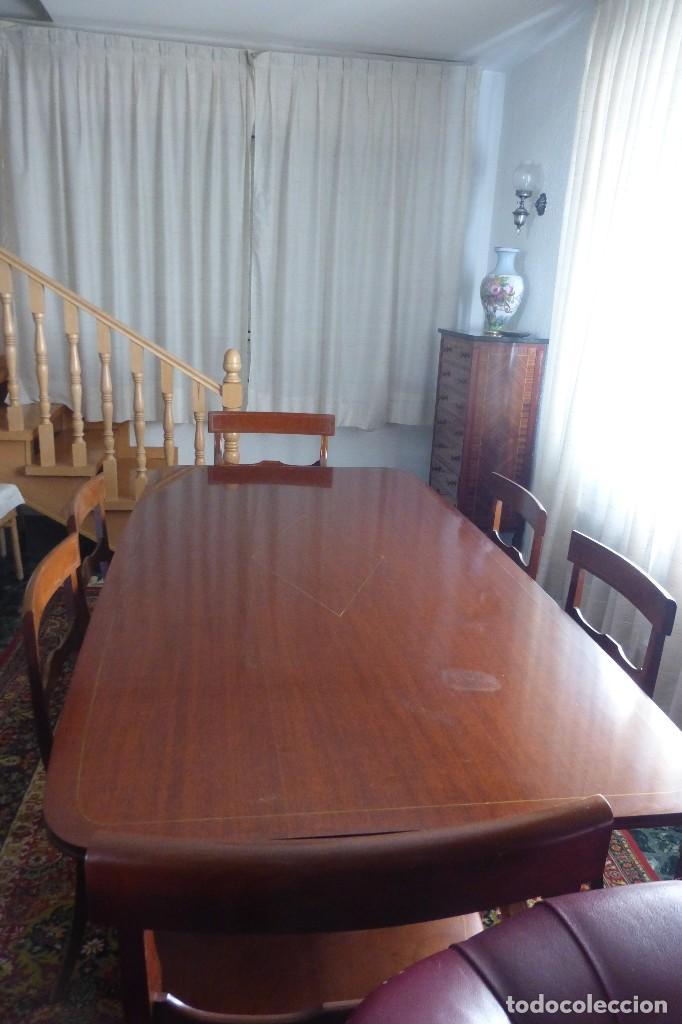 mesa de comedor estilo inglés - Kaufen Antike Tische in ...