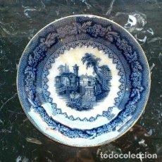 Antigüedades: PLATO DE SARGADELOS , LA CORUÑA , VIGO, LUGO,SANTIAGO,ORENSE, PONTEVEDRA,MADRID,BARCELONA. Lote 101240227