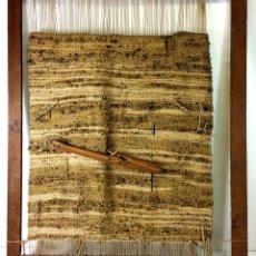 Antigüedades: GRAN TAPIZ. TEJIDO A MANO EN LANA. ESPAÑA. CIRCA 1970. Lote 101277131
