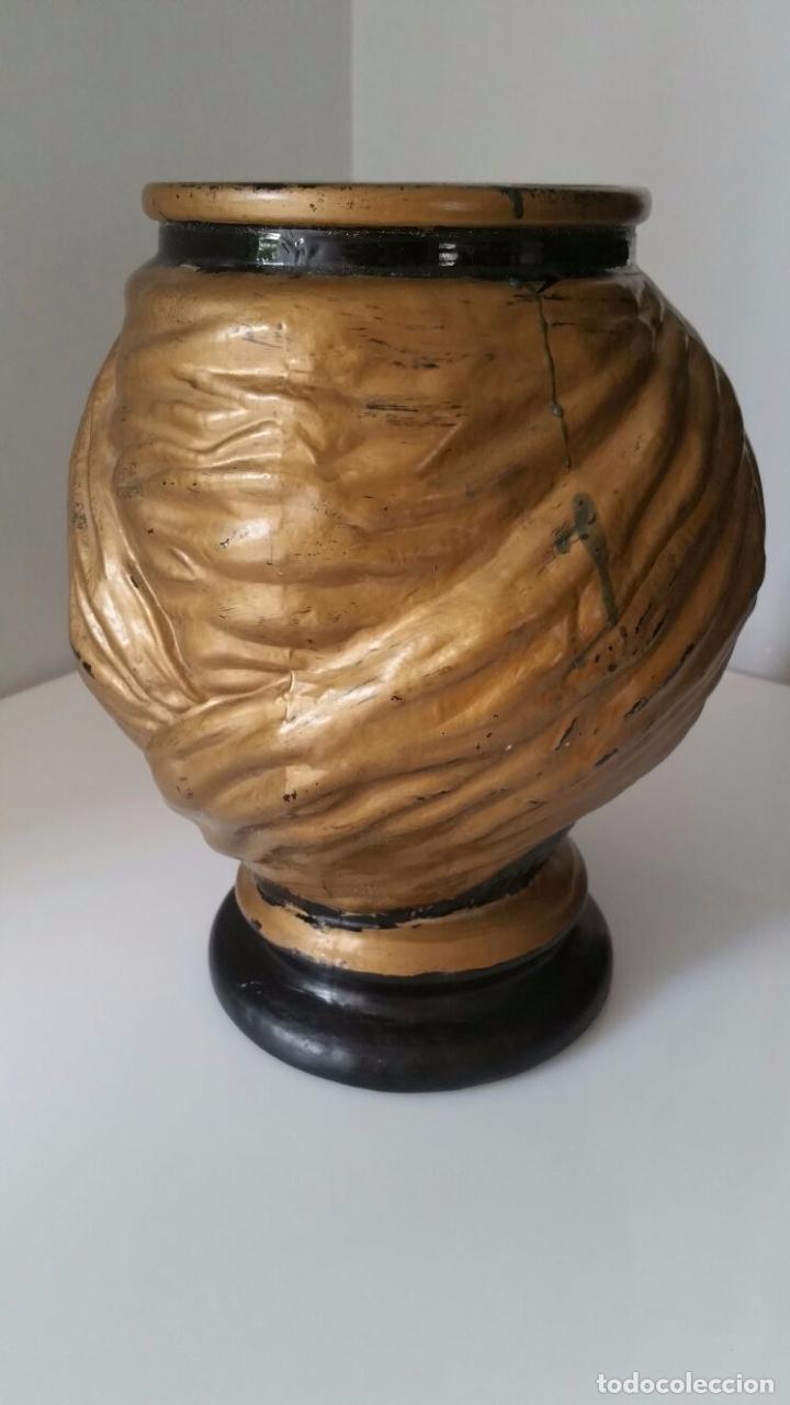 Antigüedades: Jarrón cabeza Testa di Moro Fornasetti - Foto 8 - 101280583