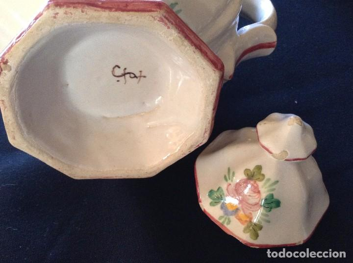 Antigüedades: TETERA DE FAITANAR - Foto 6 - 101328799