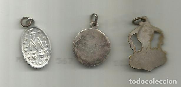 Antigüedades: *ANTIGUAS MEDALLAS RELIGIOSAS* - Foto 2 - 101346215
