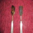 Antigüedades: CUBIERTOS DE REPOSTERIA. Lote 101385695