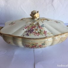 Antigüedades: SOPERA PICKMAN-MEDALLA DE ORO-DECORADA A MANO. Lote 101442443