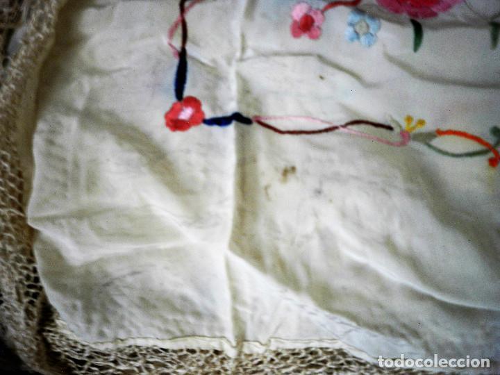 Antigüedades: Mantón - Foto 5 - 101481535