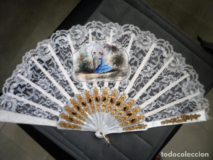 Antigüedades: Abanico - Foto 2 - 101482067