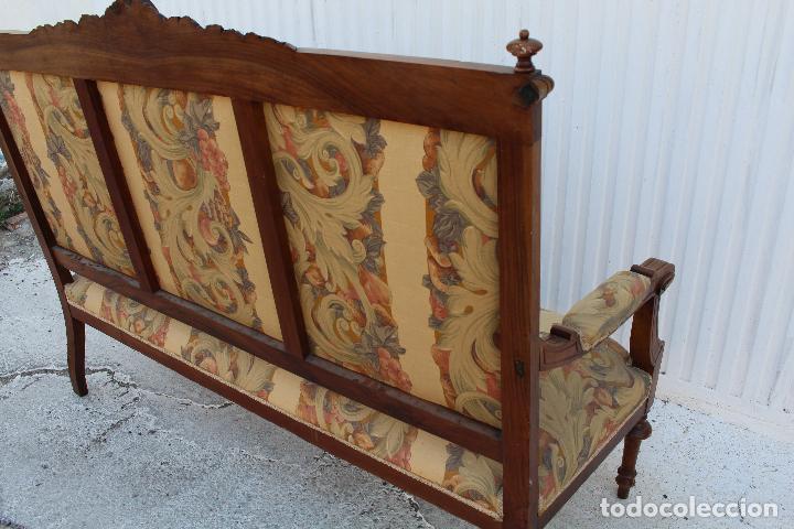 Antigüedades: sofa luis xv - Foto 2 - 101513151