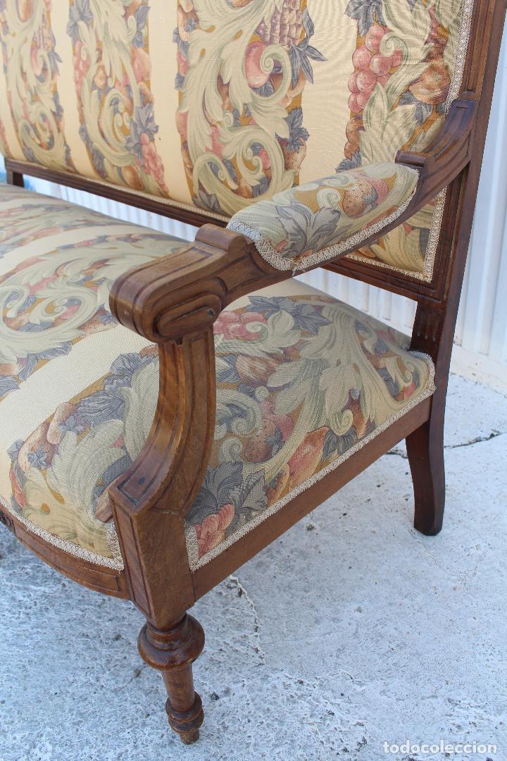 Antigüedades: sofa luis xv - Foto 5 - 101513151