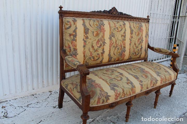 Antigüedades: sofa luis xv - Foto 7 - 101513151