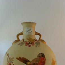 Antigüedades: JARRON DE LOZA EUROPEA. Lote 101517263