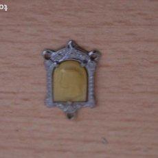 Antigüedades: PEQUEÑA MEDALLA PARTE DE UN ROSARIO. Lote 101184723