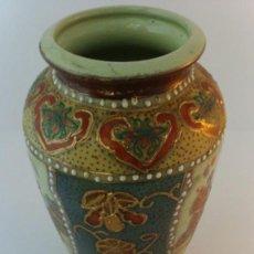 Antigüedades: JARRON DE PORCELANA ORIENTAL. Lote 101520047