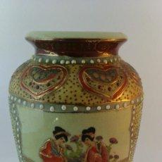 Antigüedades: JARRON DE PORCELANA ORIENTAL. Lote 101520187
