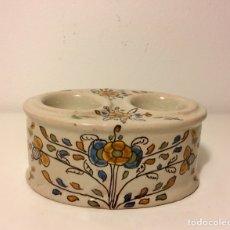 Antigüedades - Especiero cerámica de Talavera, Ruiz de Luna. - 101530524