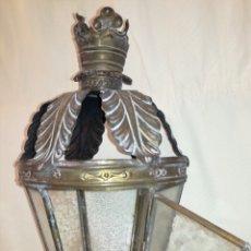 Antigüedades: ANTIGUO FAROL DE PROCESION.. Lote 101574179