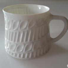 Antigüedades: ANTIGUA TAZA DE CAFE CASTRO SARGADELOS DOLMEN ZIG. Lote 101605622