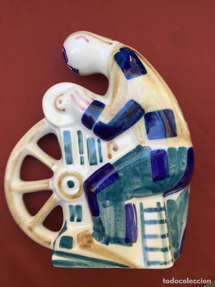 SARGADELOS AFILADOR (Antigüedades - Porcelanas y Cerámicas - Sargadelos)