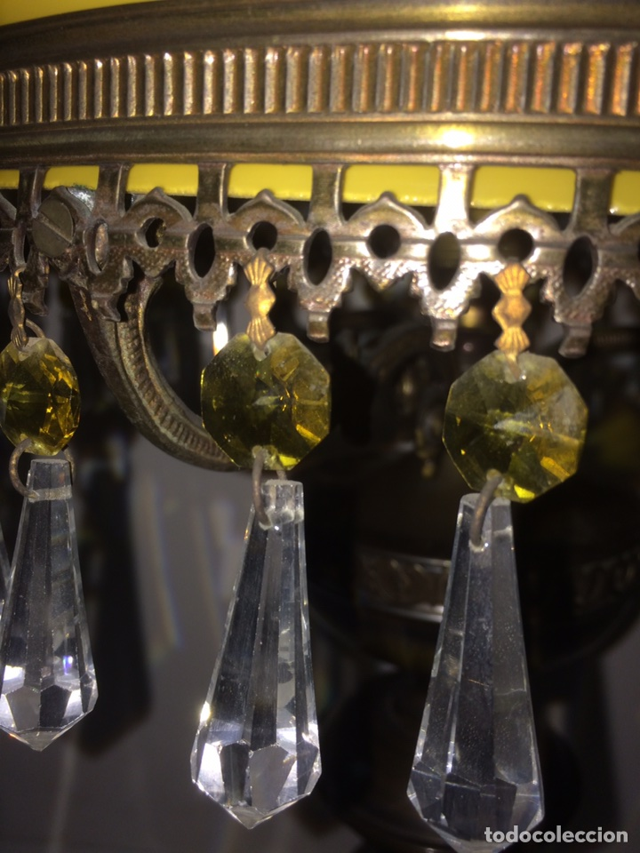Antigüedades: Lampara sobremesa - Foto 4 - 101714114