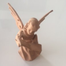 Antigüedades: ANGEL IMITACION TERRACOTA (PLÁSTICO) 5X4X4CM. Lote 101728876