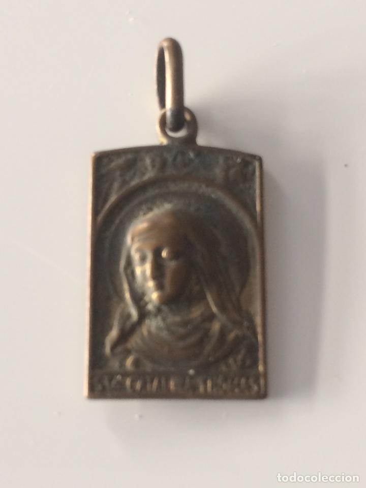 MEDALLA STA CATALINA THOMAS 2X1'5CM (Antigüedades - Religiosas - Medallas Antiguas)