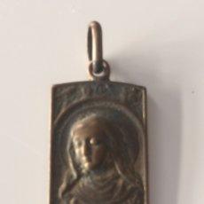 Antigüedades: MEDALLA STA CATALINA THOMAS 2X1'5CM. Lote 101732659