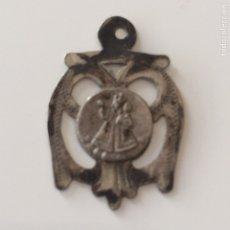 Antigüedades: MEDALLA RECUERDO DE S SALVADOR 2'5X1'5CM. Lote 101742310