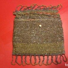 Antigüedades: ANTIGUO BOLSO MODERNISTA EN PLATA PARA RESTAURAR. Lote 101763243