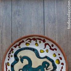 Antigüedades: PLATO SALVADOR DALÍ EDICIÓN LIMITADA CENTER ART GALLERIES HONOLULU. Lote 101861579
