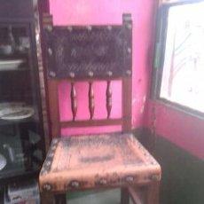 Antigüedades: SILLAS CASTELLANAS. Lote 101941807