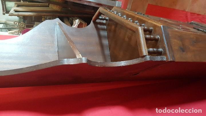 Antigüedades: Aparador esquinera en estilo rústico. - Foto 3 - 101975231