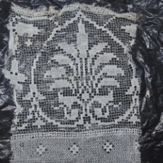 Antigüedades: PIEZA BOLILLOS. Lote 102031023