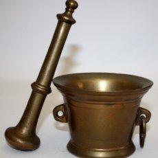 Antigüedades: ANTIGUO ALMIREZ DE MEDIADOS DEL SIGLO XVIII. Lote 102160111