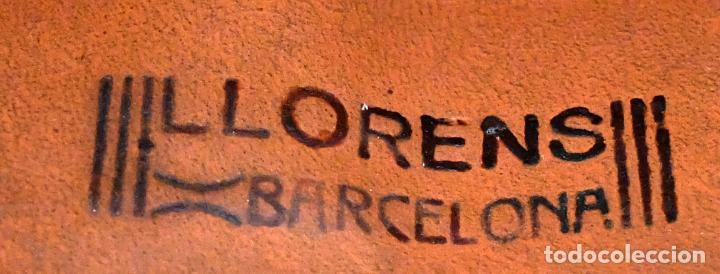 Antigüedades: SOMBRERO TIPO BORSALINO PARA CABALLERO DE PRINCIPIOS DEL SIGLO XX DE LA CASA LLORENS DE BARCELONA - Foto 8 - 142747866