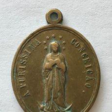 Antigüedades: MEDALLA DE LA PURÍSIMA CONCEPCIÓN. Lote 102211063